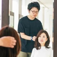 フリーMC 二瓶永莉さん×スタイリスト(ヘアケアマイスター)前田カズキ対談②