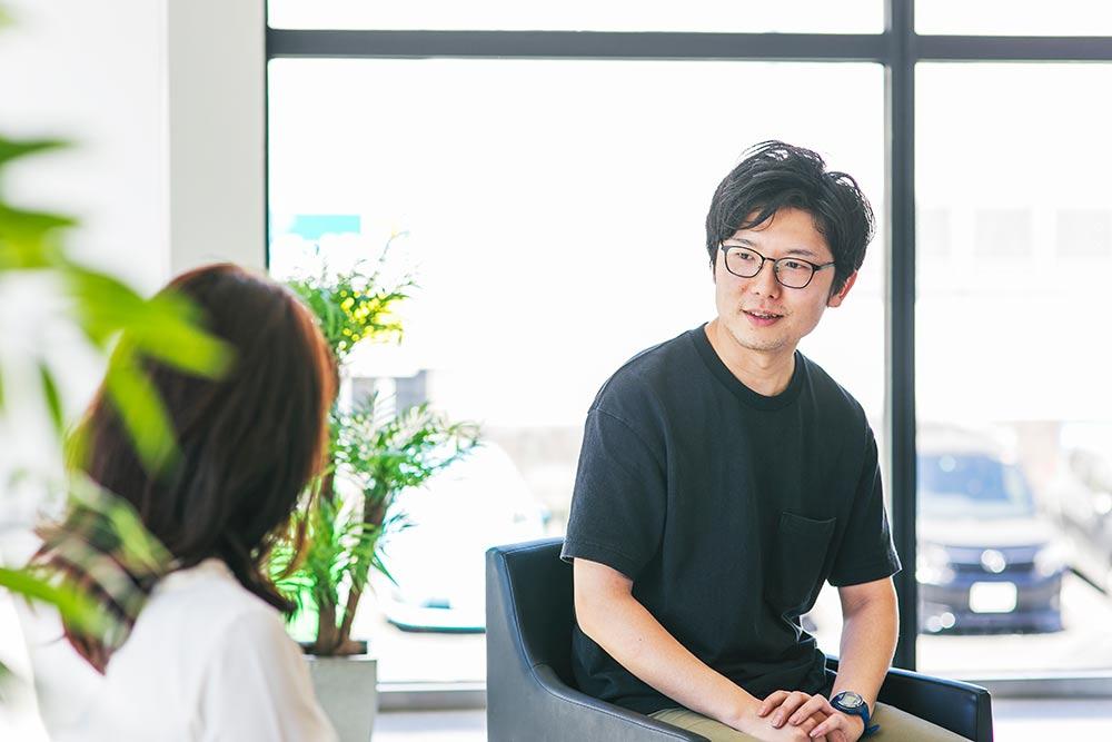 フリーMC二瓶永莉さん×スタイリスト(ヘアケアマイスター)前田カズキ対談2