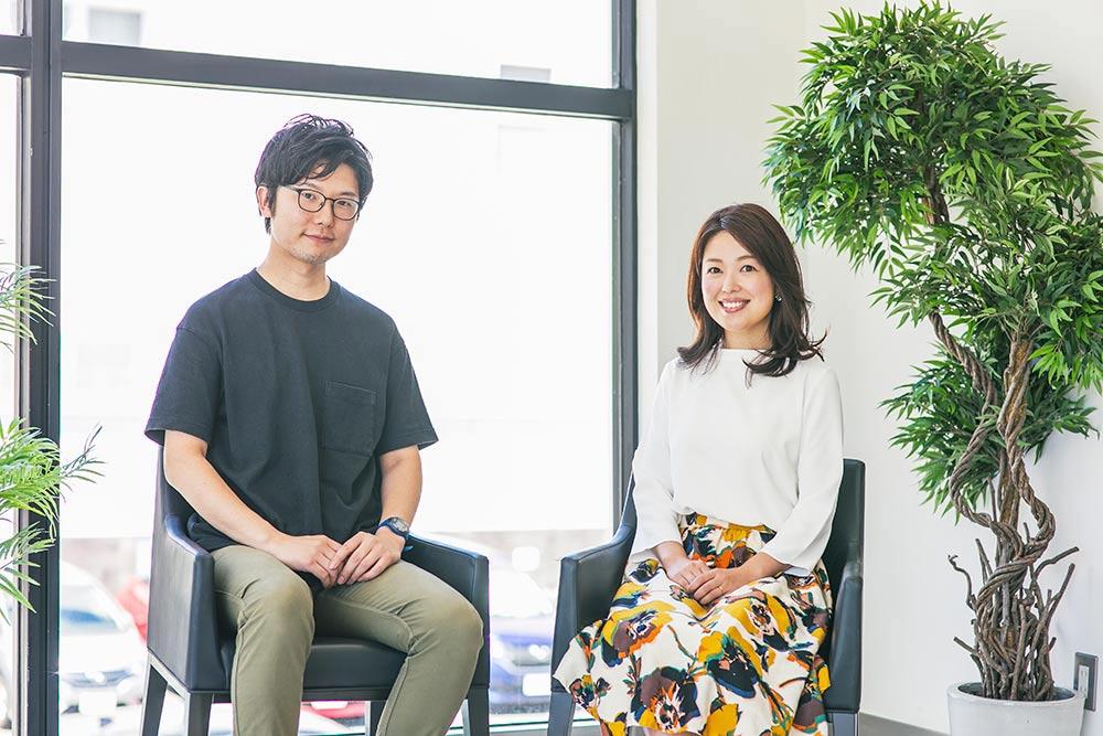 フリーMC二瓶永莉さん×スタイリスト(ヘアケアマイスター)前田カズキ対談3