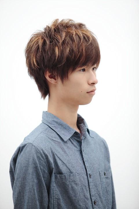 2021年秋トレンドメンズヘアスタイル紹介!! ハイライト(トッピング)