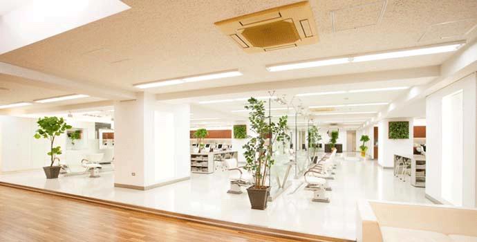 イメージア武蔵小杉店内観