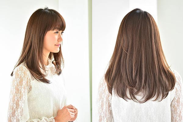 【ホームケア付き矯正☆】縮毛矯正 +カット+ケアシステム