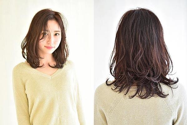 【ホームケア付きトリートメント☆】カラー+カット+ケアシステム