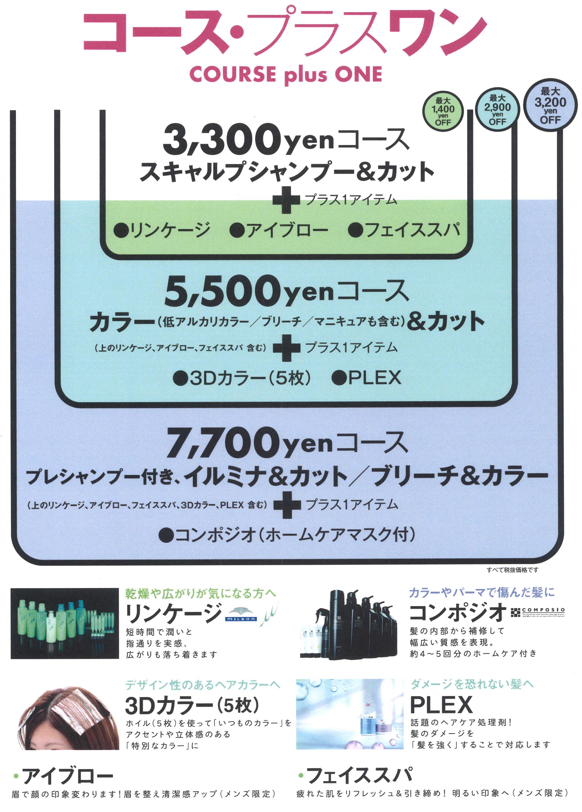 イメージア全店★春夏キャンペーン2019内容